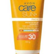 Imagem do Protetor solar facial avon sun care face 30 FPS