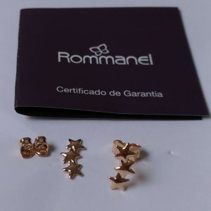 Brinco Rommanel 522270