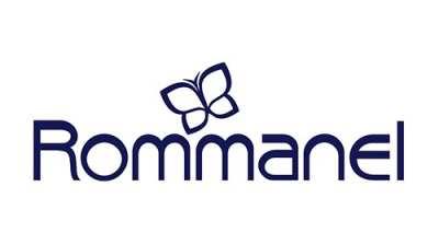 logomarca da Rommanel
