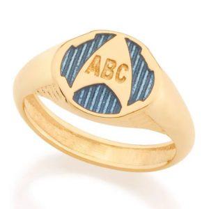 Anel Rommanel 512659 ABC