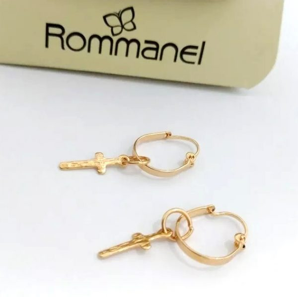 Brinco Rommanel 520404
