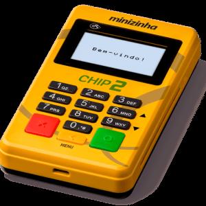 Pagseguro minizinha chip 2