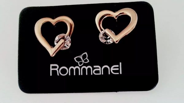 Brinco Rommanel 524177