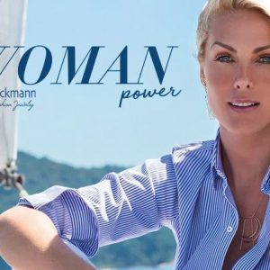 Woman Power Ana Hickmann
