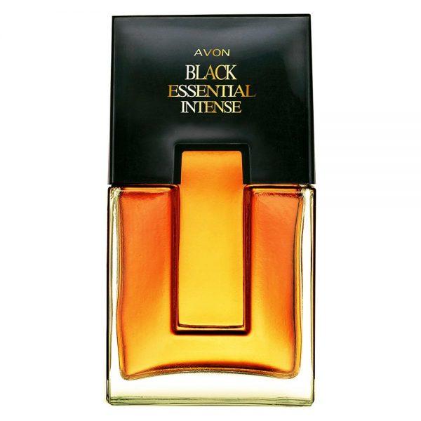 Perfume masculino Black Essential Intense Avon